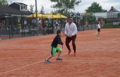 tennislessen tc de vijfhuizen